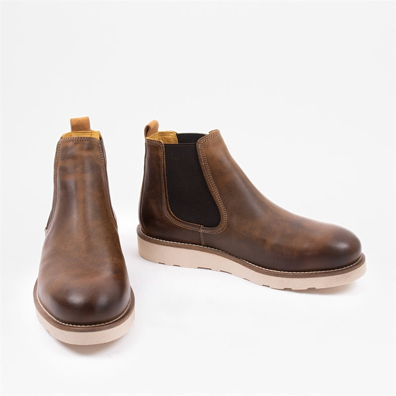 Idle Leather Boot