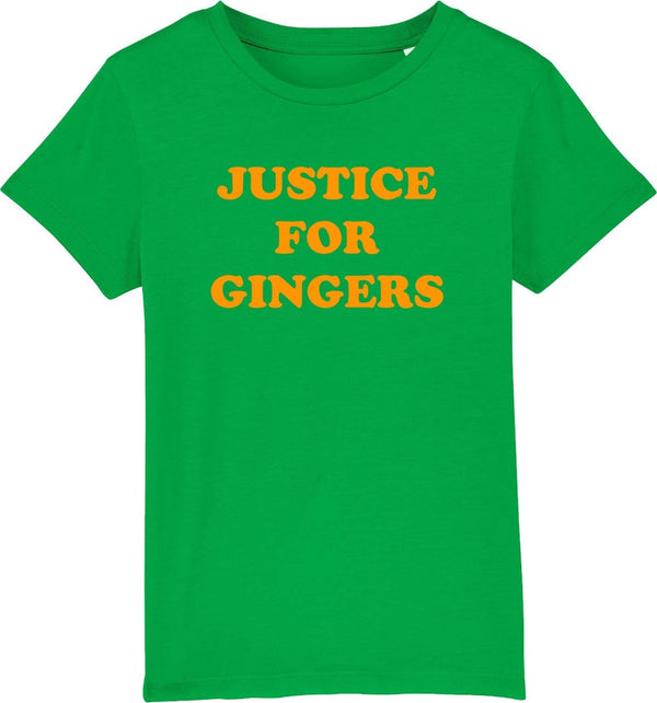 Youth Justice For Gingers Organic T-Shirt