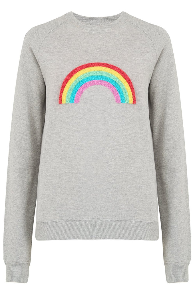 Laurie Boucle Rainbow Sweatshirt