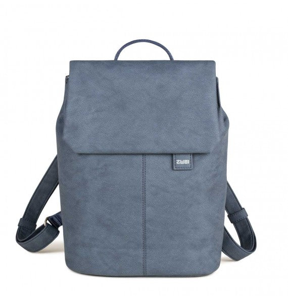 MADEMOISELLE BACKPACK NUBUK BLUE