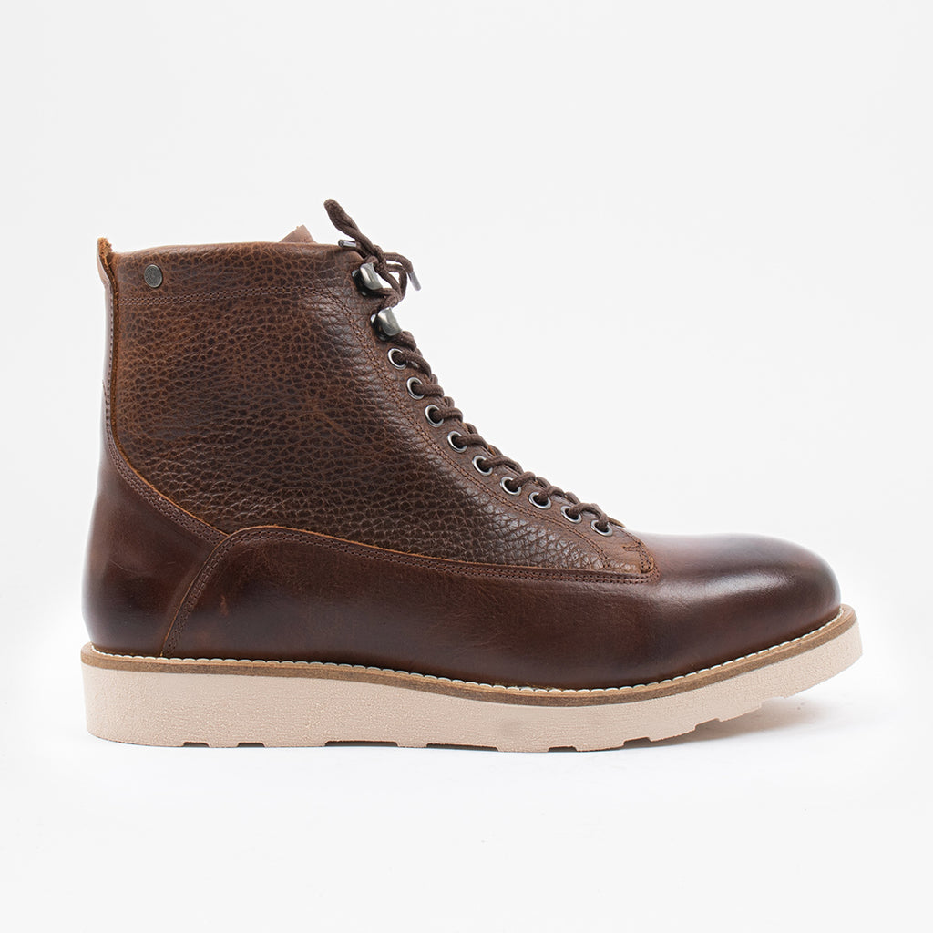 Quick Leather Boot