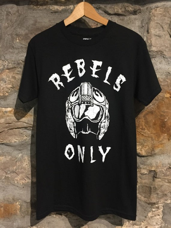 REBELS ONLY VINTAGE BLACK