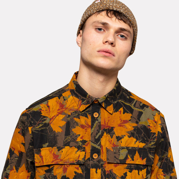 Autumn Print Shirt
