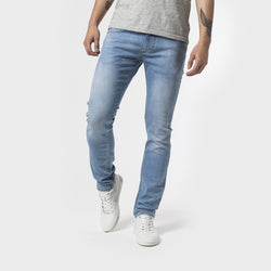 Slim Jeans Used Wash