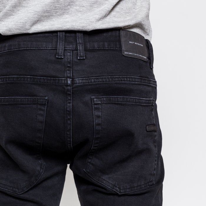 Organic Denim Slim Jeans