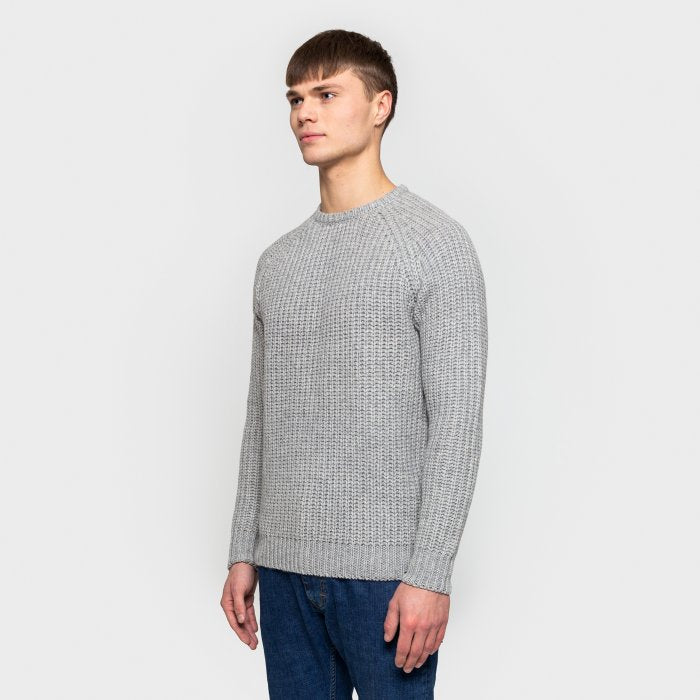 Heavy Knitted Sweatshirt