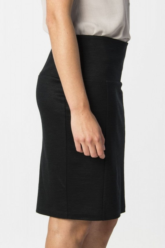 SOIZOC PENCIL SKIRT BLACK