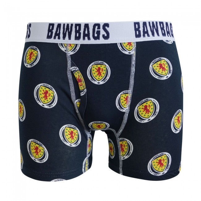 Scotland Footy Boxers