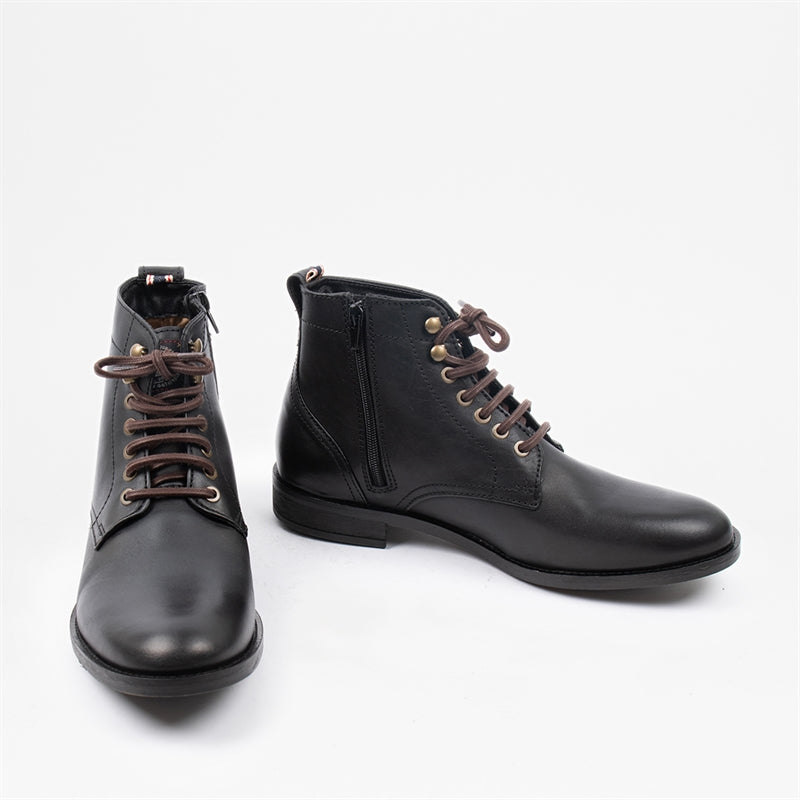 Solitude Leather Boot