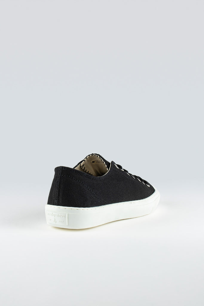 Mens Swing Low Canvas Shoe