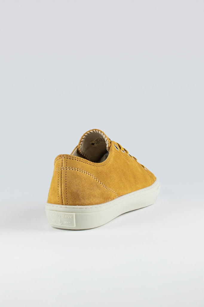 Mens Swing Low Suede Shoe