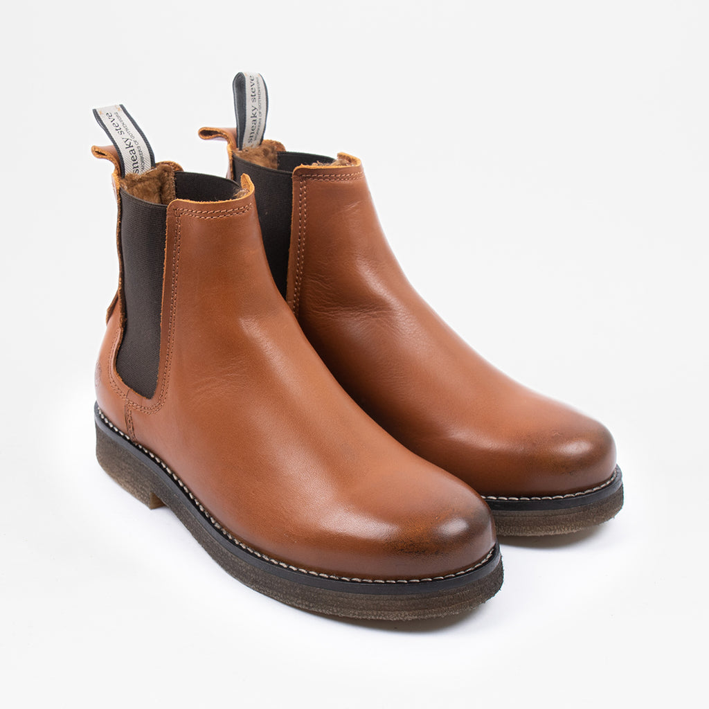 Tanner Leather Boot