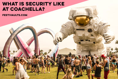 What is Security like at Coachella?