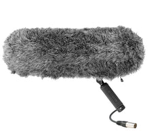 Load image into Gallery viewer, ZEPPELIN for shotgun microphones with fur