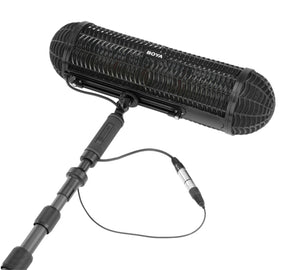 ZEPPELIN for shotgun microphones