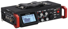 Load image into Gallery viewer, Tascam digital recorder DR-701D with TIMECODE Front