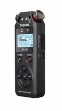 Load image into Gallery viewer, Tascam handheld digital recorder, USB Audio Interface DR-05X