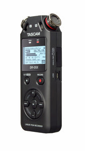 Tascam handheld digital recorder, USB Audio Interface DR-05X