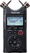 Load image into Gallery viewer, Tascam DR-40X Four Track Digital Recorder.