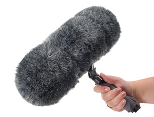 Reinhardt zeppelin softzep  for shotgun microphones.