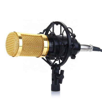 Podcast Condenser microphone
