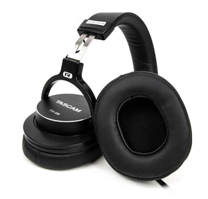 Tascam TH-06 Bass XL Monitoring Headphones.