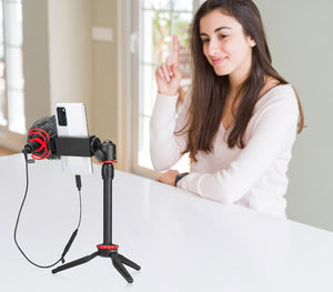Universal smartphone video kit
