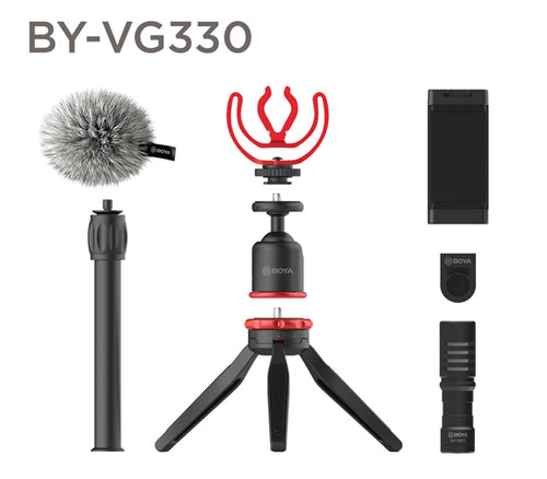 Boya Universal smartphone video kit