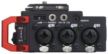 Load image into Gallery viewer, Tascam digital recorder DR-701D with TIMECODE XLR Inputs
