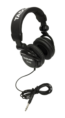 TH-02 Multi-Use Studio Grade Headphones from Tascam