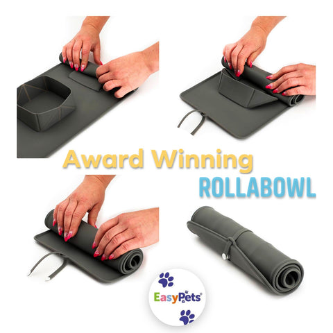 EasyPetsⓇ RollaBowl (Winner On BBC's