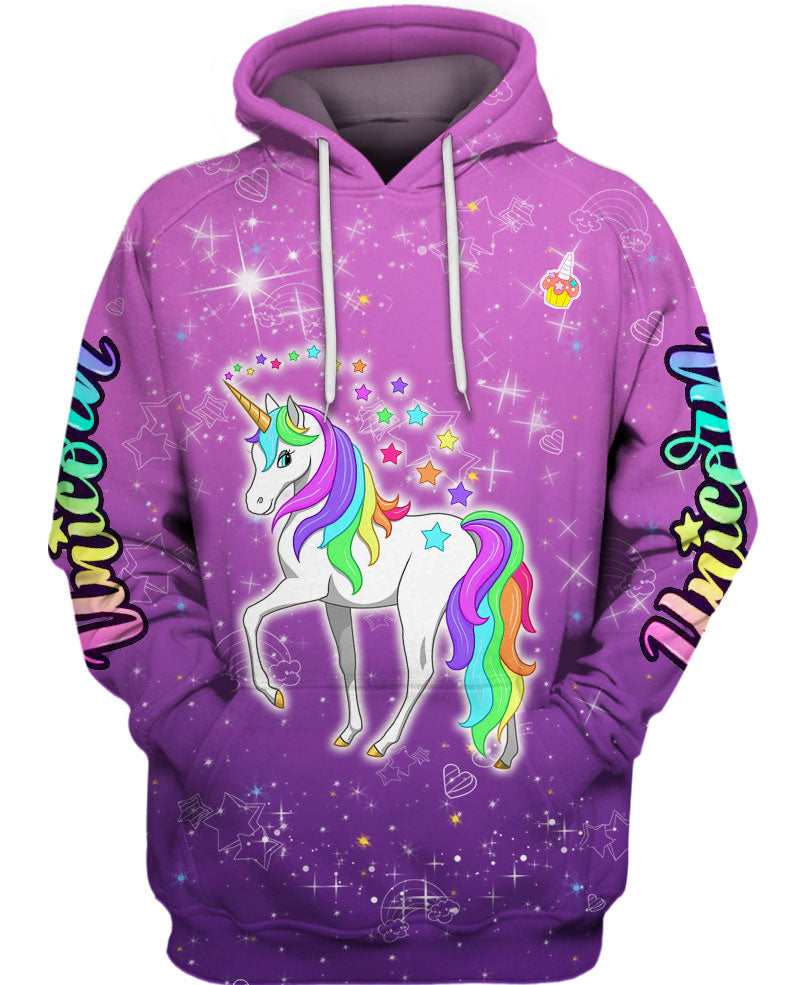 Unicorn Magic Glitter Exclusive Collection - Just released