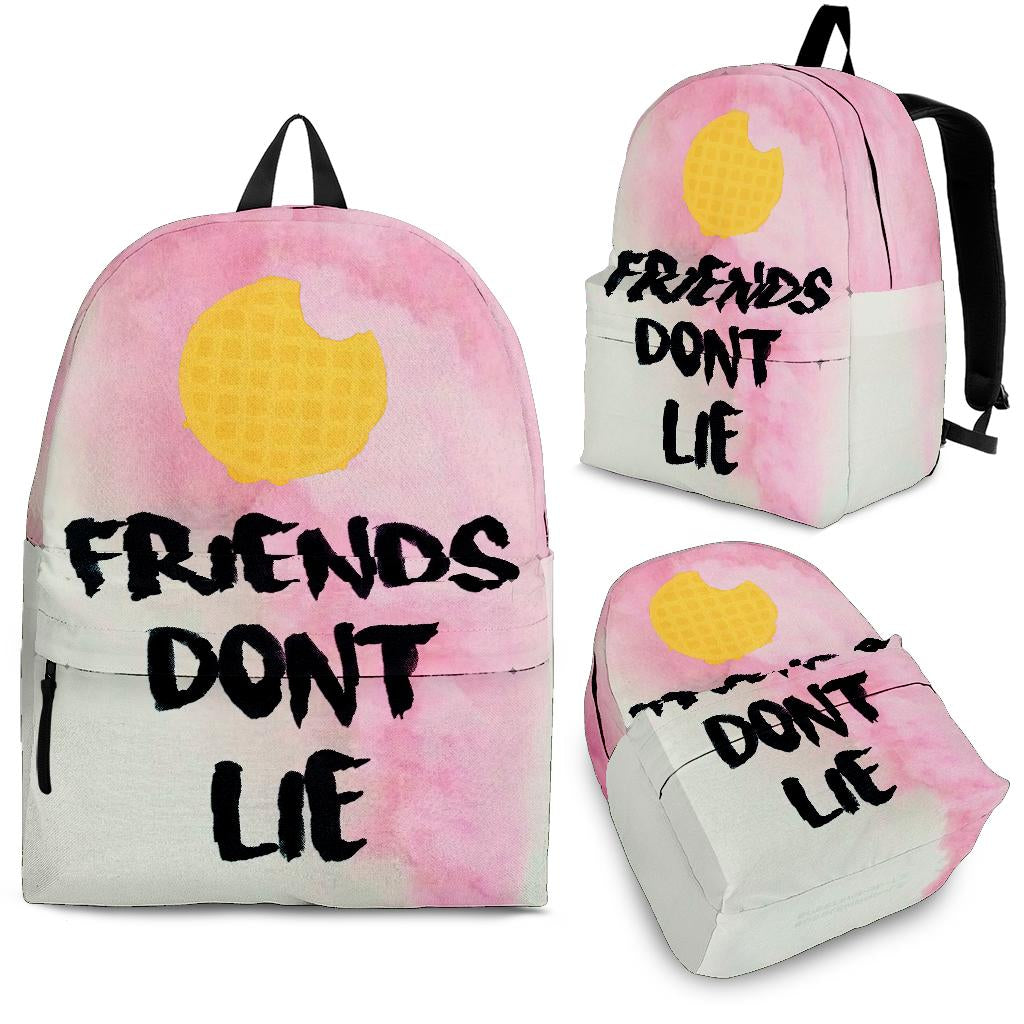 Stranger Things Friends Don't Lie Backpack