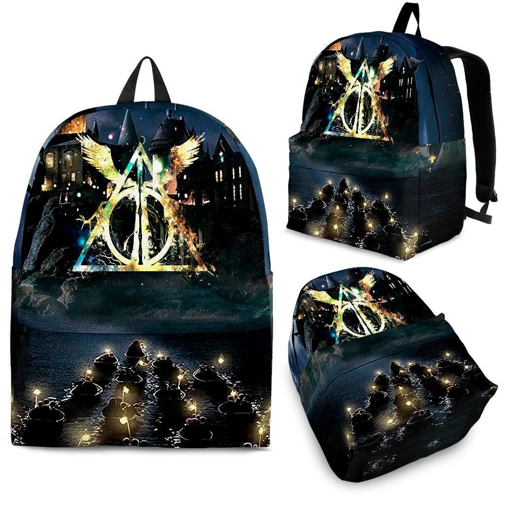 After All This Time, Always!  Harry Potter Art Backpack - Back To School Sale