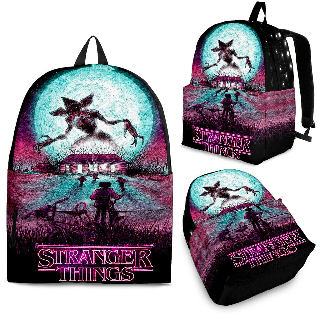 The Demogorgon - Stranger Things Monster Backpack