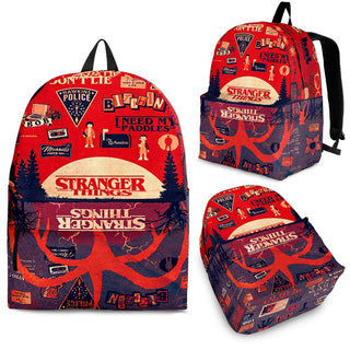 Stranger Things Art Premium Backpack