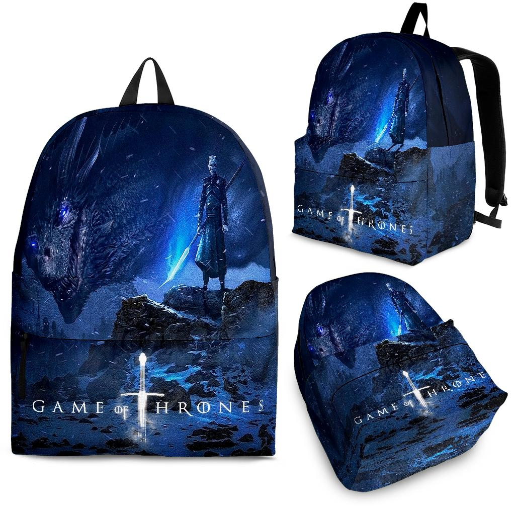 GOT Game Of Thrones Art Backpack - Back To School Sale