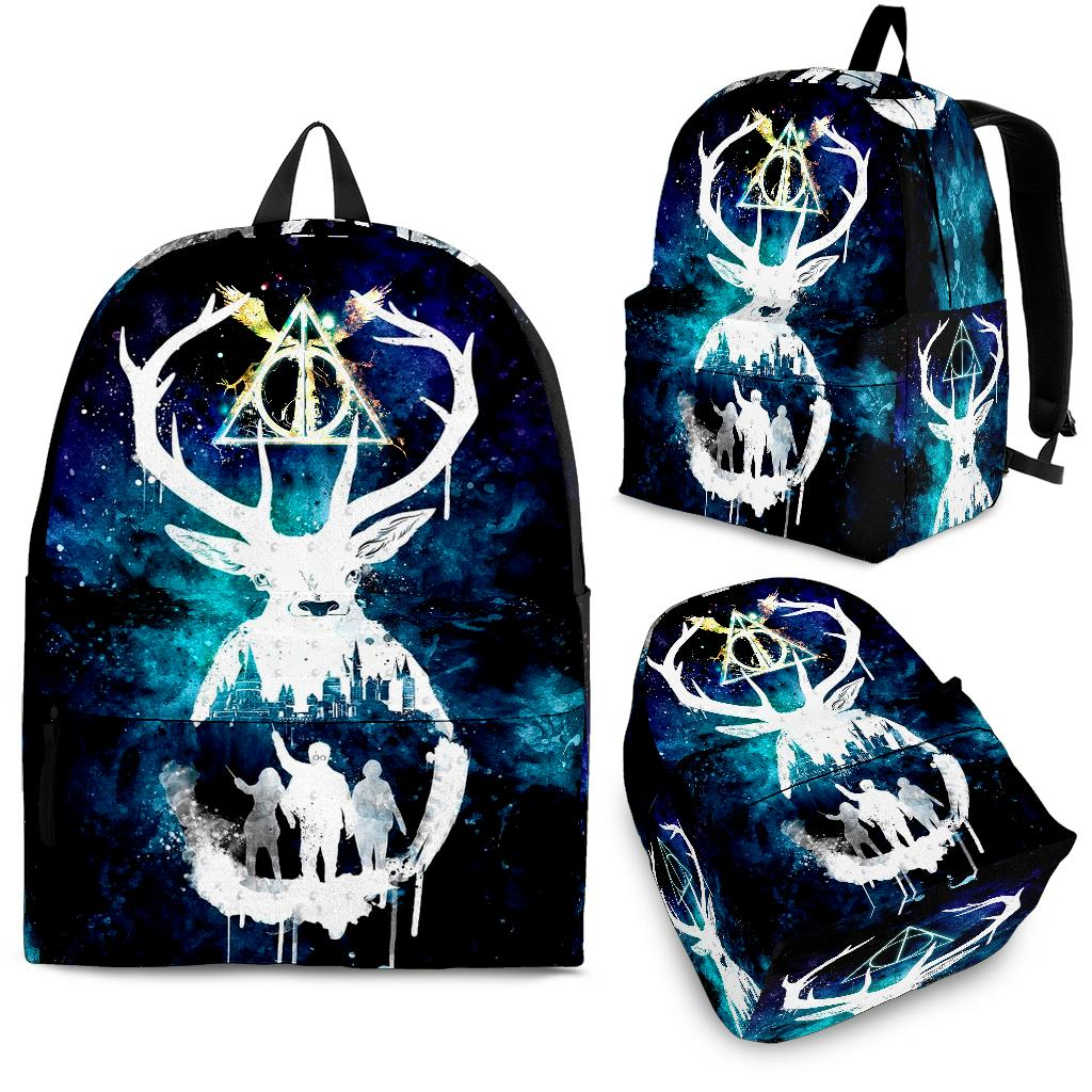 Harry Potter - After All This Time, Always Art Backpack - Back To School Sale