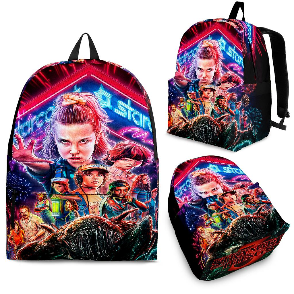 Starcourt Stranger Things 3 Backpack