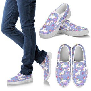 Sweet Unicorn Slip ons