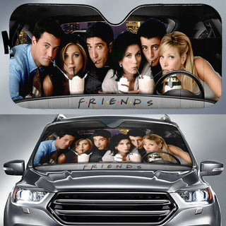 Friends Limited Edition Auto Sun Shades