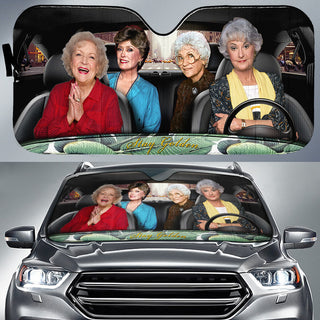 The Golden Girls Limited Edition Auto Sun Shades
