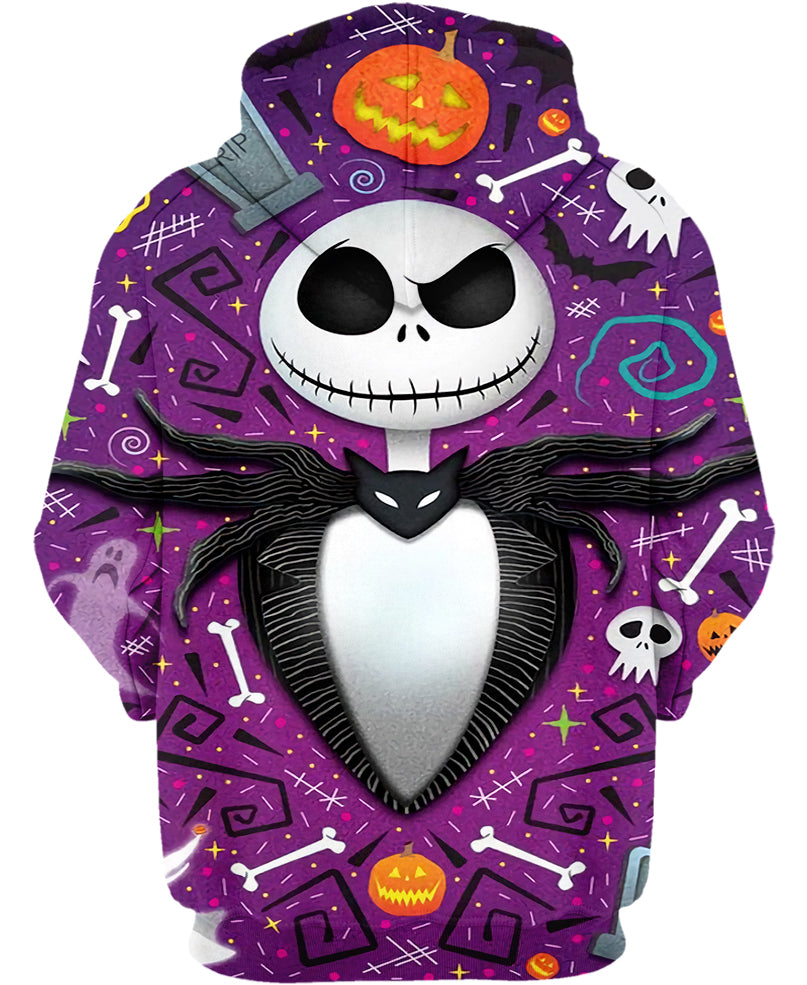 Jack Skellington - Nightmare Before Christmas