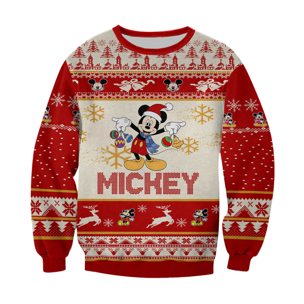 Mickey Sweatshirt Exclusive Collection - Just released