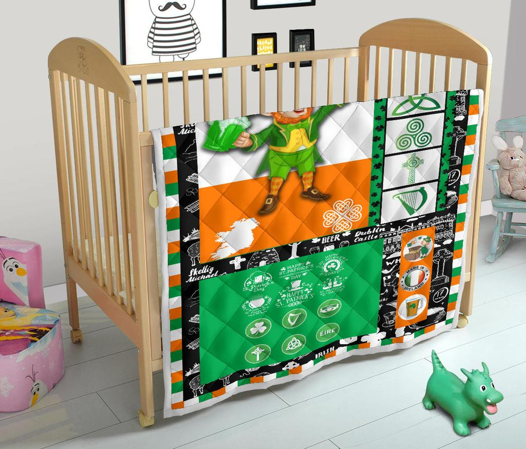 Irish Proud Premium Quilt