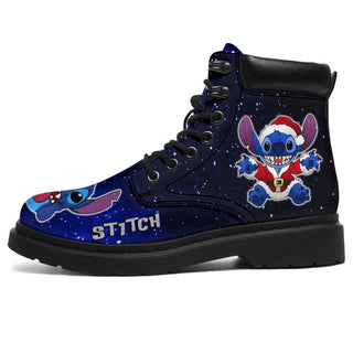 Stitch Patterns All Season Boots - Festive Collection