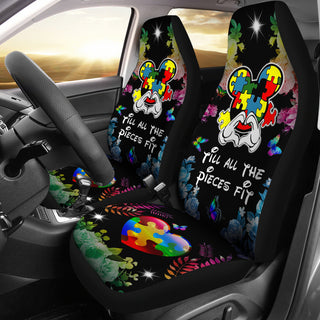 Autism Car Seat Cover