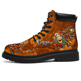 Tigger Patterns All Season Boots - Festive Collection