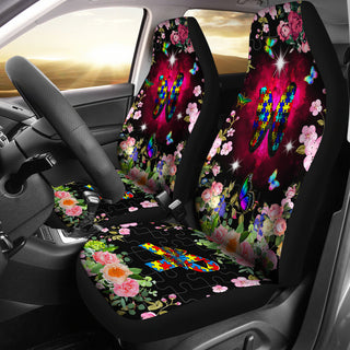 Printed Car Seat Cover for Cars