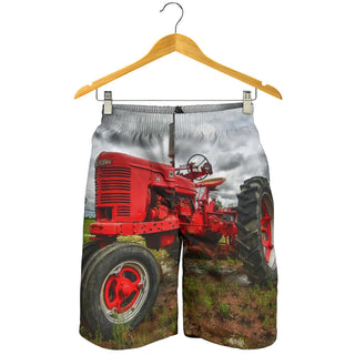 Farmer All Over Printed Men's Short